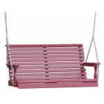 4' Poly Rollback Plain Swing