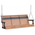 5' Poly Rollback Plain Swing