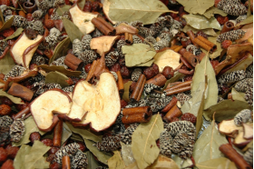 Apple Spice Potpourri